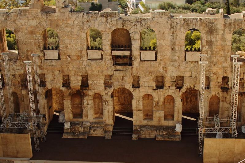 Greece, Acropolis Theatre