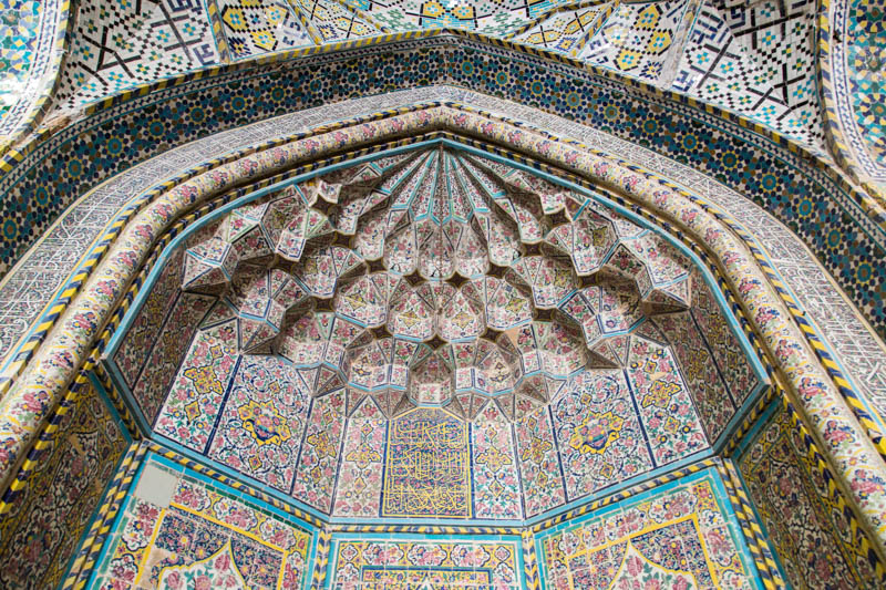 Shiraz, Vakil Mosque